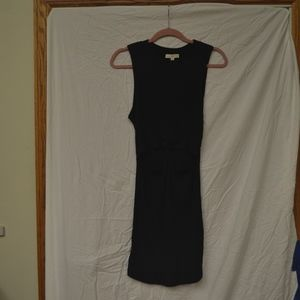 NWOT Pacsun Ribbed Dress with Center Cut Out